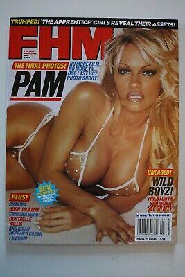 FHM Magazine - May 2004 - Pamela Pam Anderson / Shakira