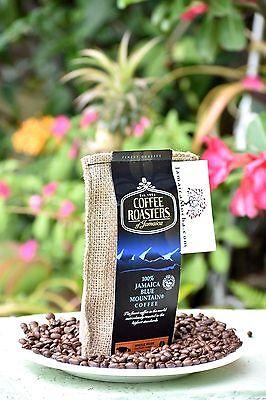 100% Jamaican Downcast Mountain 8oz x 20 bags COFFEE ROASTERS JAMAICA whole beans