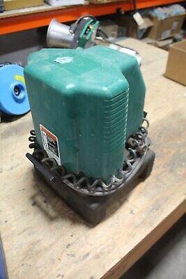 Greenlee 980 Electric Powered Hydraulic Pump 10000 Psi