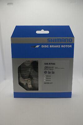 ROTORE DEL FRENO A DISCO SHIMANO SM-RT86 160mm DEORE XT