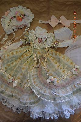 Angell Studio Antique Dress Set for SD 1/3 BJD Girls