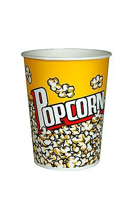 Paragon Popcorn Buckets Part 1067 - 130 Oz 50 Per Case