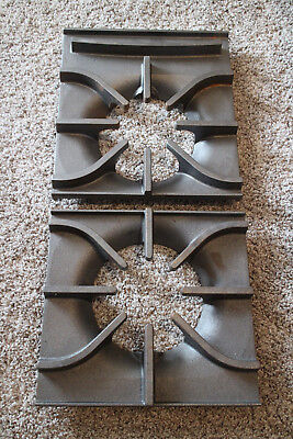 Commercial Stove Parts - Cast Iron Burner Grate