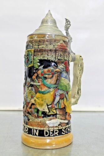 Nice Vintage German Beer Stine