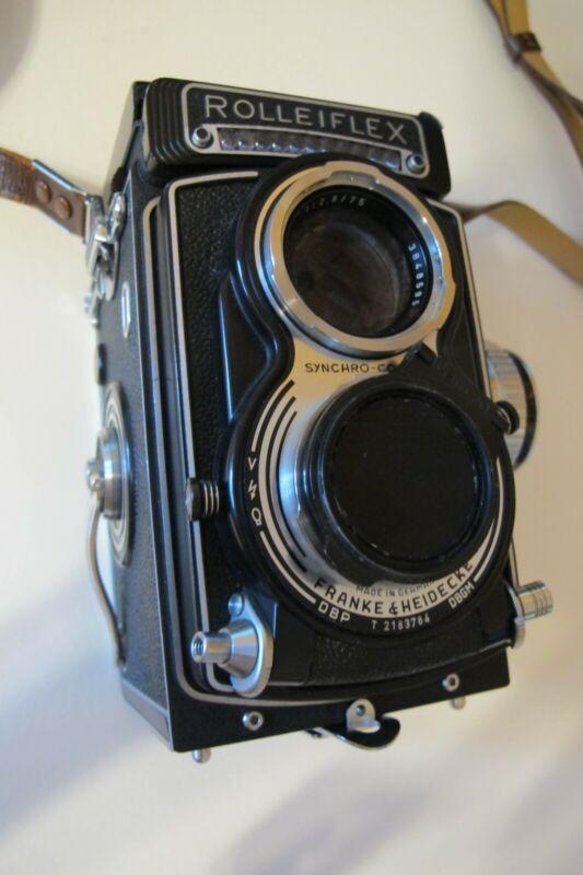 Rolleiflex T Model 1 #2183784
