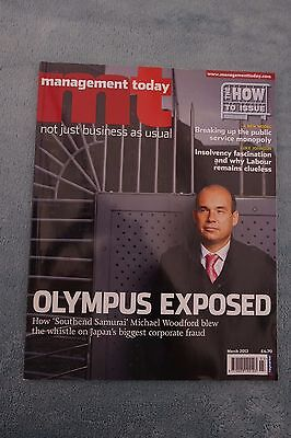 Management Today Magazine: March 2012, Whistle-blowing at Olympus