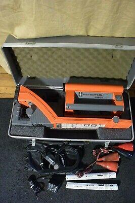 Metrotech Locator Wand Model 9890xt 9890xt Transmitter Rechargeable Battery 2