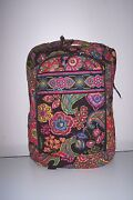 Vera Bradley Symphony in Hue Large Backpack