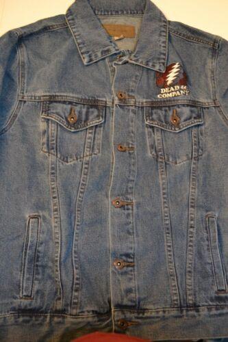 NWoT Grateful Dead and Friends Truckers Denim Jacket Size Medium