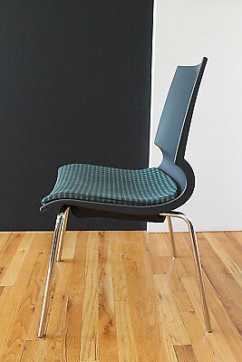 Knoll Design Ricciolina Stacking Chair Marco Maran Max Design 2002 NICE!! ()