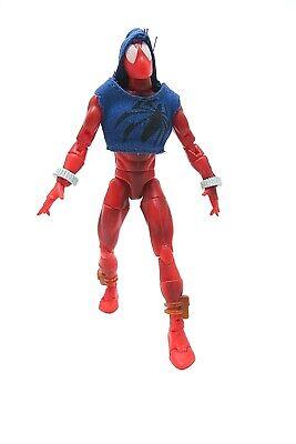Marvel Legends Spiderman Classics Scarlet Spider 6