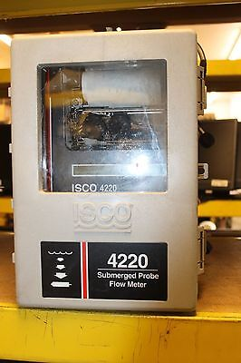 Teledyne Isco 4220 Submerged Probe Flow Meter