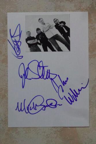 Animals & Friends Autogramme signed 10x15 cm Karteikarte mit Magazinbild