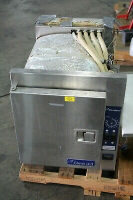 Cleveland Electric Convection Steamer Steamcraft Ultra 5