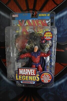 Marvel Legends Magneto Series 3 III Action Figure