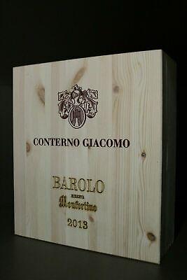 Giacomo Conterno Monfortino Riserva 2013