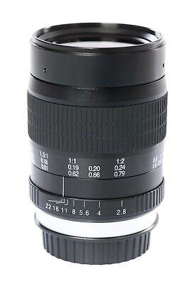 Dörr Macro Objektiv 60mm 1:2,8 Makro Aufnahmen bis Maßstab 2:1 für Canon EOS ()