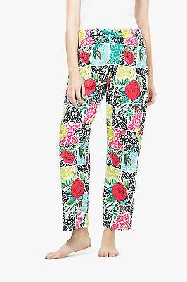 Desigual Pyjamahose Modell PANT B&W LUXURY