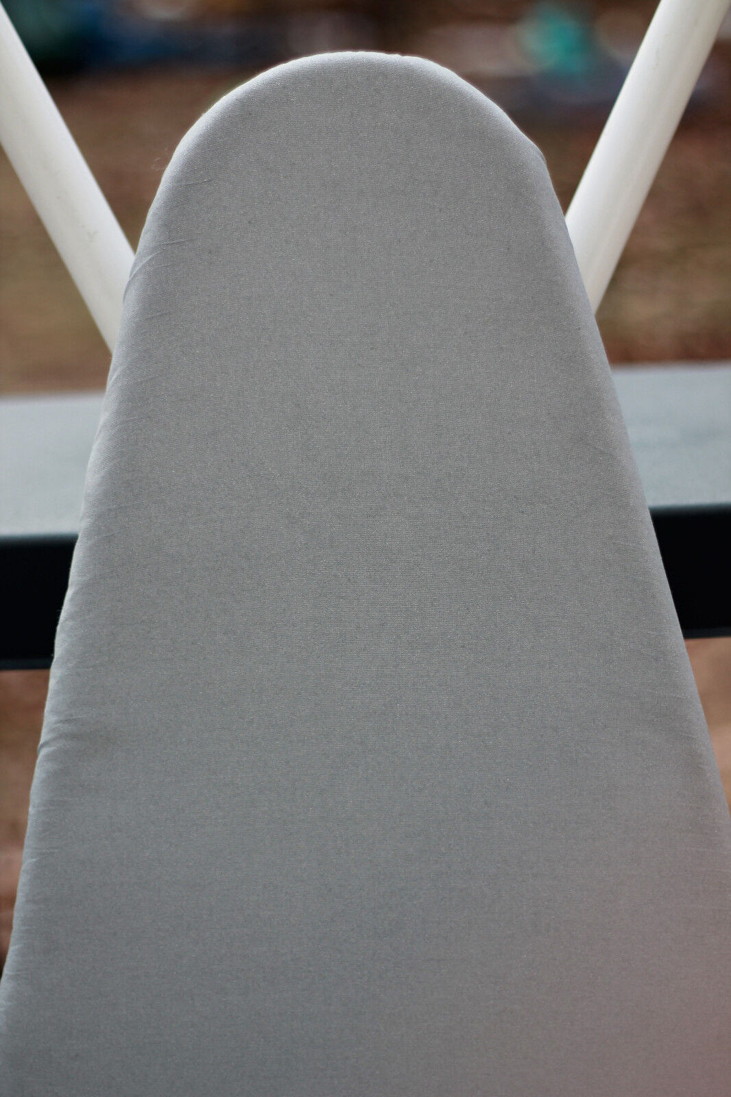 CHECKYS DEALS STANDARD 15 X 55 SILVER SILICONE IRONING BOARD