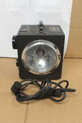 General Radio Strobotac 631-b Test Equipment Tube Strobe Light Stroboscope