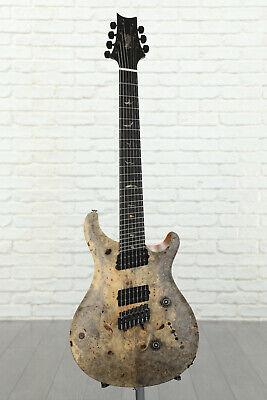 PRS Private Stock #7871 Custom 24 Multi-scale 7-string - Antique Natural Buckeye