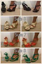 Ladies shoes size 7-8.5 Baldivis Rockingham Area Preview