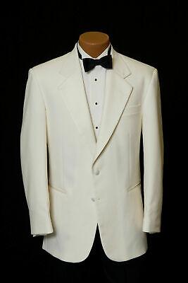 Jean Yves Men's Winter White Ivory Dinner Jacket Best Quality