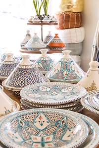 Hand painted ceramic tableware Balga Stirling Area Preview