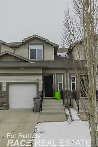 Morinville 9511 102 Ave unit 10 3 Bed 2.5 Bath Single Garage