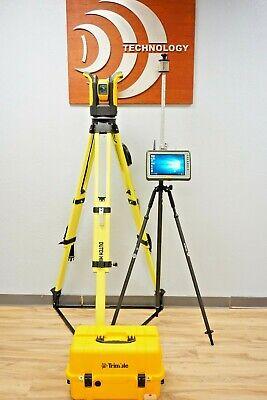 Trimble Rpt600 Layout Total Station Vision Kenai Field Link Tablet 5.4 Rts