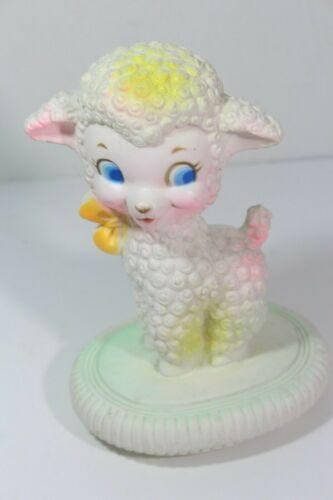 Vintage Portable Lamb Lamp Cover Children Nursery Toy Decor (4)