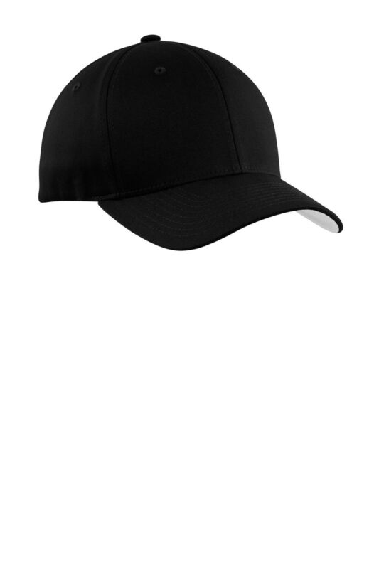 cbb69b5cdcd Flex Fit 5001 V-Flexfit Cotton Baseball Cap Fitted Ballcap Plain Blank Hat
