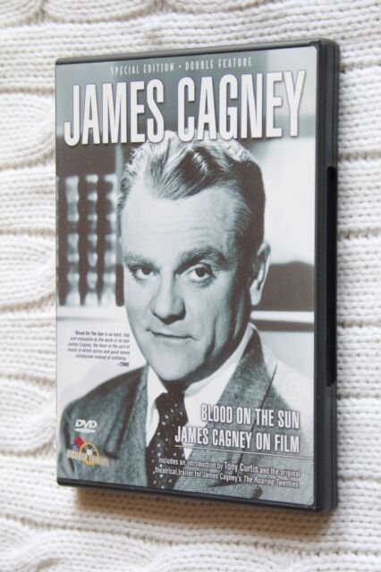Blood On The Sun+ James Cagney on Flim (DVD,1999, Special edition, free postage)