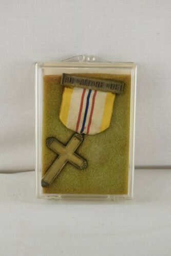 Vtg Boy Scout BSA Ad Altare Dei Catholic Religious Award Medal Pin in Case