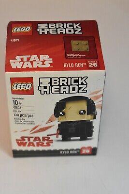 LEGO Brick Headz KYLO REN 41603 STAR WARS series 2 26 NEW Disney Unopened
