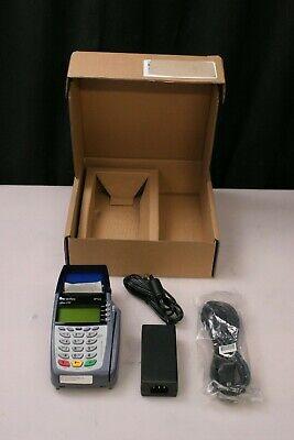 Verifone Vx510 Credit Card Terminal Reader Omni 3730 Modelomni 5100 El630.h