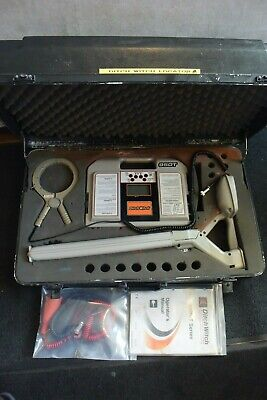 Subsite Locator Set Model 950 Transmitter Locator Wand Clean Set Ugly Case