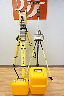 Trimble S6 Robotic Total Station 3 Sec Dr 300 Yuma 2 Field Link Mt1000 Mep