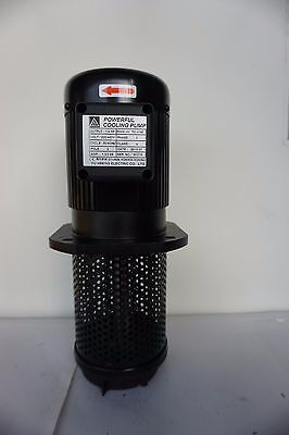 14hp Filtered Coolant Pump 3 Ph 220v440v 180mm 7 Ptbspt 12 Cnc Lathe