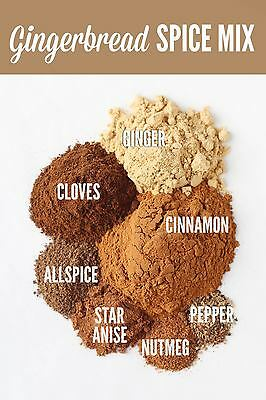how to make apple pie spice mix