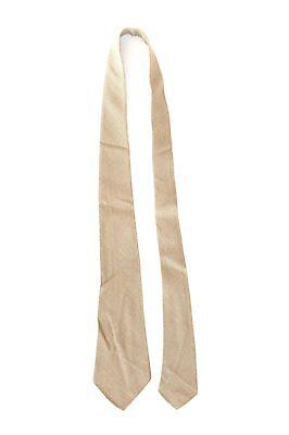 WW2 US Army Military Uniform Dress Khaki Neck Tie (#2)