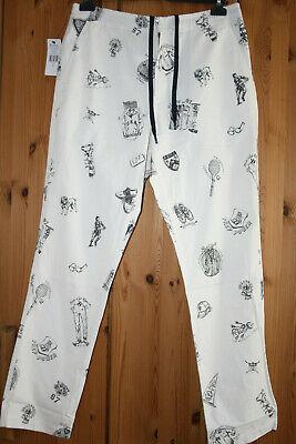 Polo Ralph Lauren Hose Oxford Club 2 Weiß Gr.L online kaufen