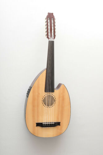 OUD INSTRUMENT - ELECTRO ACOUSTIC WITH  FISHMAN - DIRECT SALE FROM LUTHIER