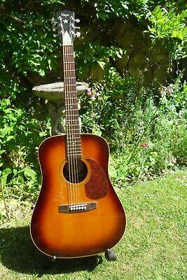 Vintage Rare Vega / CF Martin V 446 acoustic guitar and case