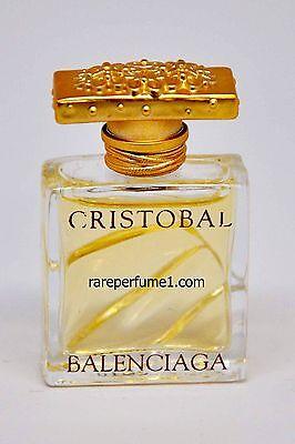 Cristobal BALENCIAGA Women Mini.16oz/5mlSpla Perfume/Eau de ToiletteHARD to (Balenciaga Women Perfume)