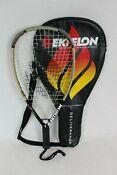 Ektelon Triple Threat Deliverance 1400 Power Level Racquetball Racquet + case