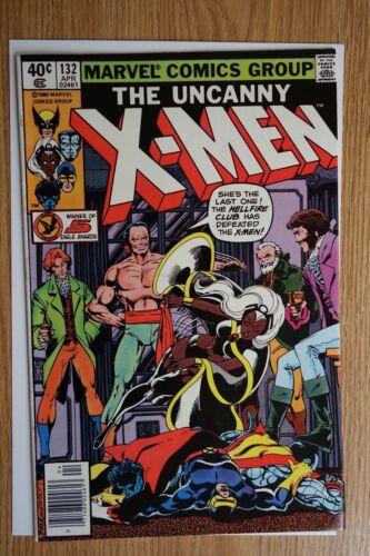Marvel the Uncanny X-men #132 (Apr, 1980) Bronze Age Comic