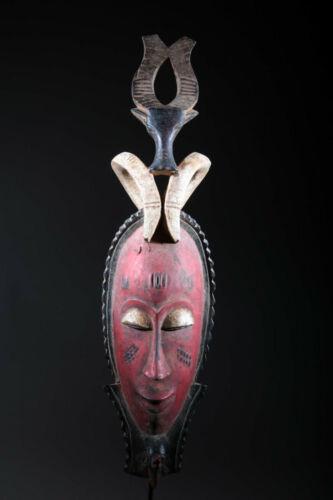 Art African Mask Gouro 103