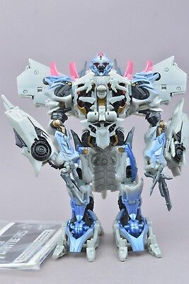 Transformers Movie Megatron Complete leader 2007