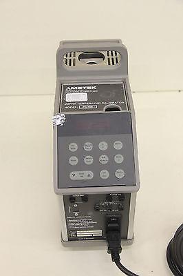 Ametek Jofra - Model 250se - Temperature Calibrator 20c To 250c 115vac
